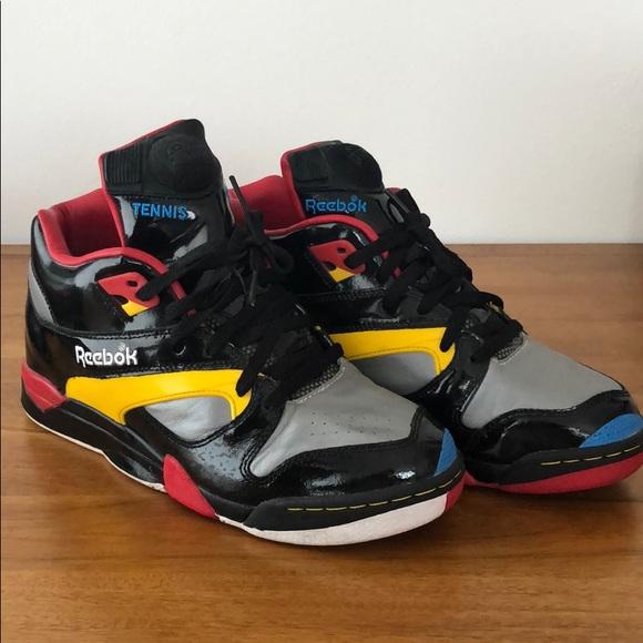 Reebok Shoes   Reebok Voltron Pumps